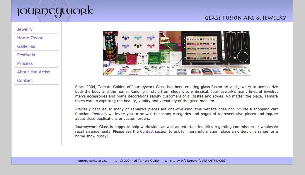 client screenshot